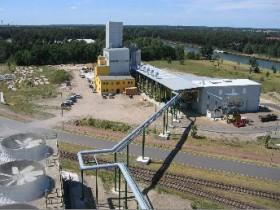 Holzkraftwerk Eberswalde